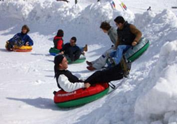 Neveplast Snowtubing