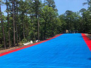 Neveplast-dry-ski-slope