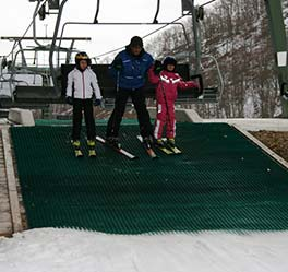 neveplast artificial ski slopes