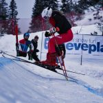 Neveplast Startpark Reiteralm in the heart of Schladming.